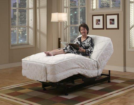 Craftmatic Adjustable Twin Bed